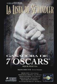 descargar La Lista de Schindler (1993)