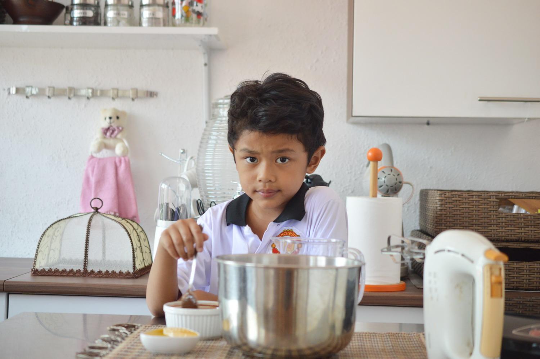 Diah Didi's Kitchen: Fun Cooking W' *Chef* Yodha