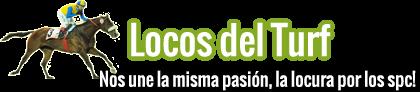 Banner Locos del Turf