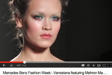 Venexiana at Mercedes Benz Fashion Week