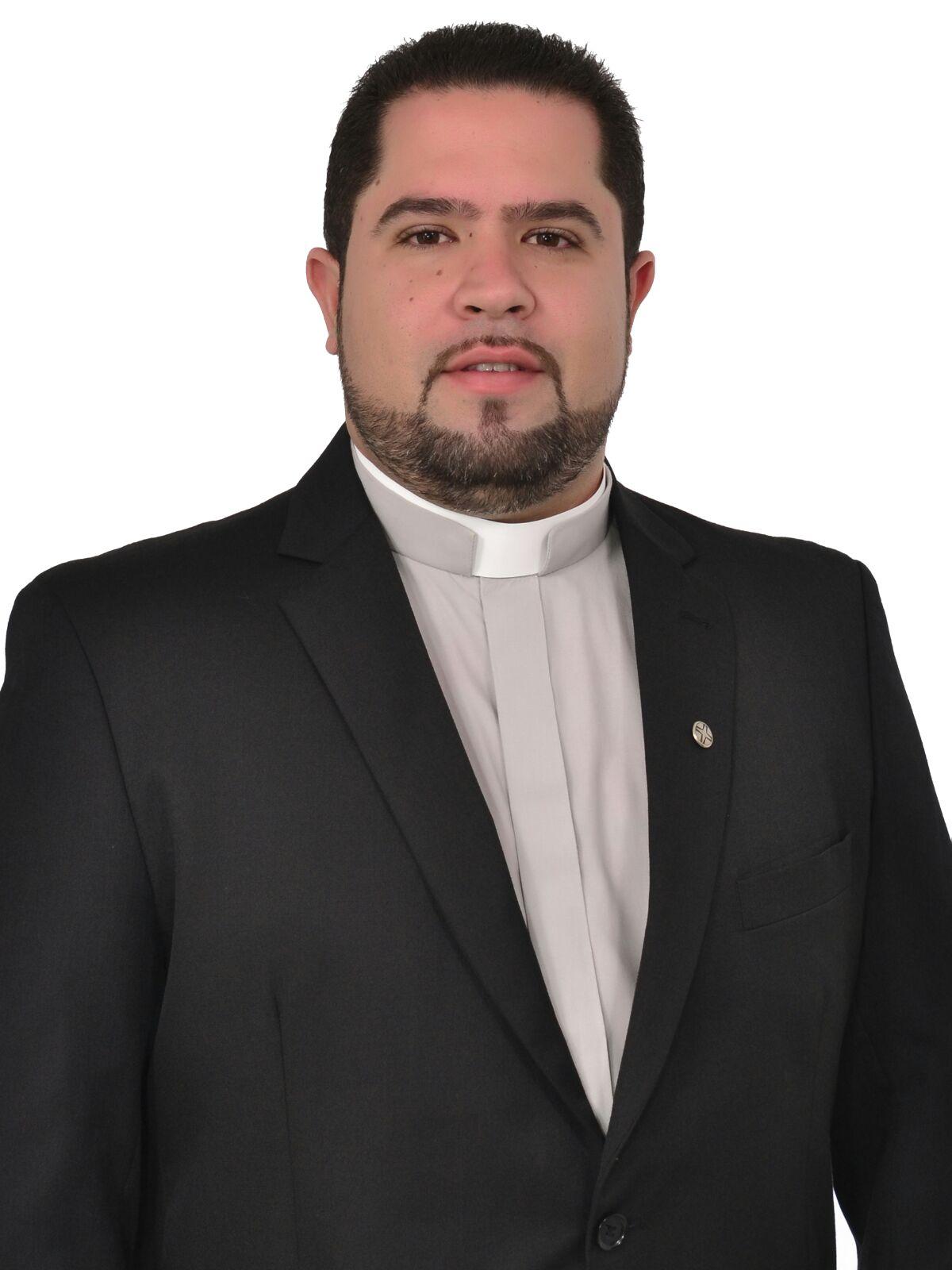 Padre Thiago Batista Luz, msf