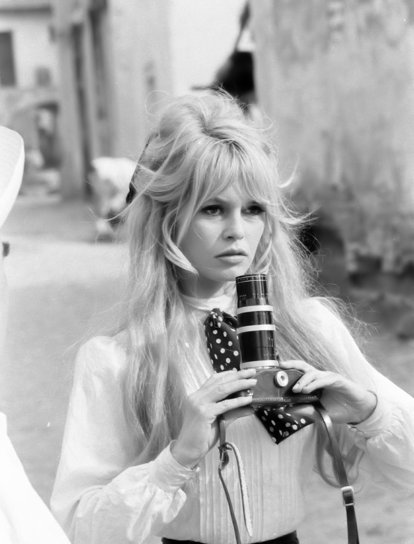 Highlights Hair Salon Tel Aviv: Brigitte Bardot