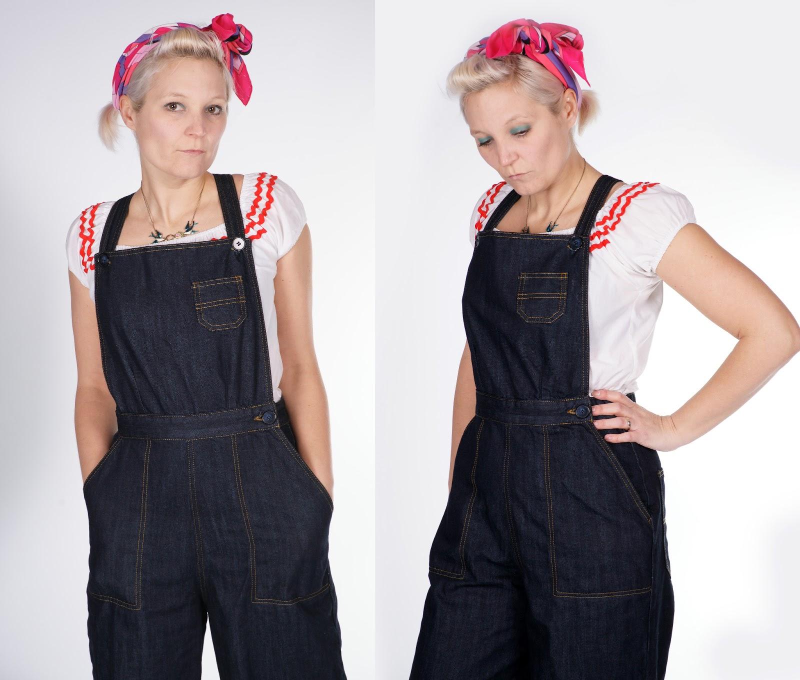 Young Girls Fashion 1950s