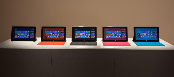 Harga Produk Microsoft Surface Dimulai Pada $499