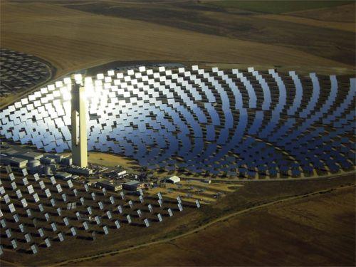Frente de a o pro xingu usina solar d pra fazer - Centrale solare a specchi piani ...