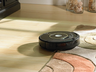IRobot Roomba Vacuum - BEST EVER!