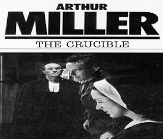 the madness of salems witch trials in arthur millers the crucible The novel, the crucible was written in 1953 by arthur miller, which was based on the salem witch trials existing in the late 1600s in the play, abigail and several other young women accuse innocent citizens of salem for the action of witchcraft.