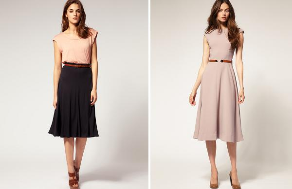 La-La Linh: Trendy Tuesdays: Meet The Midi (Dress / Skirt)