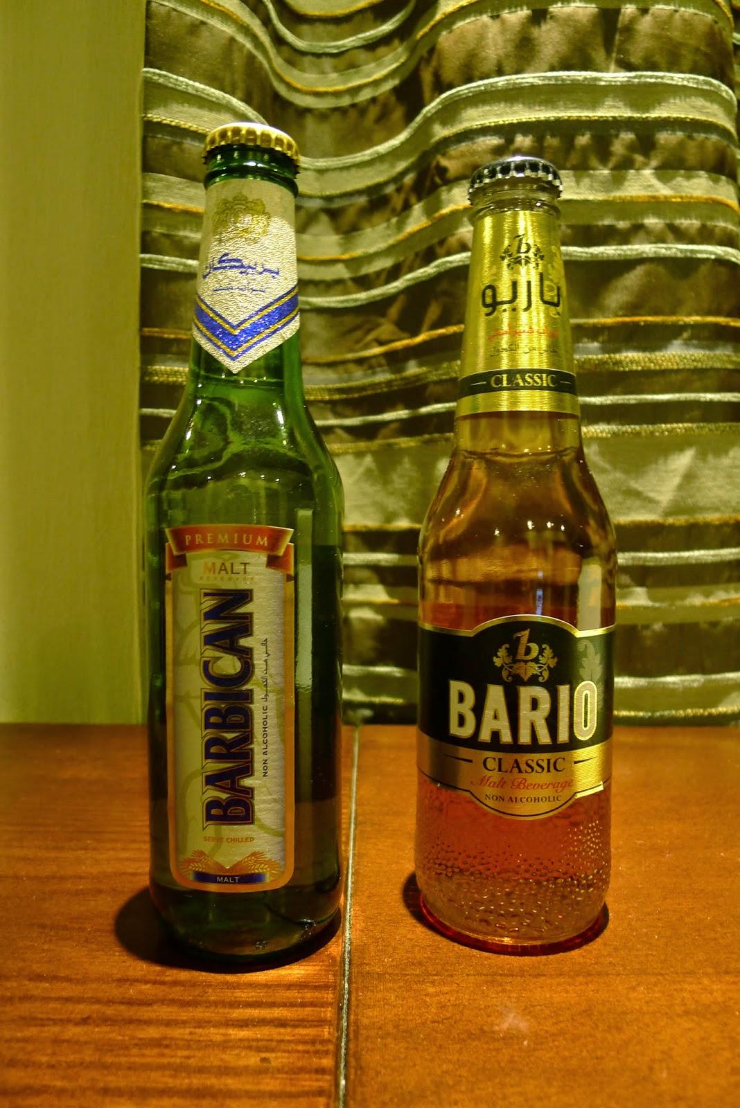 Barbican Beer