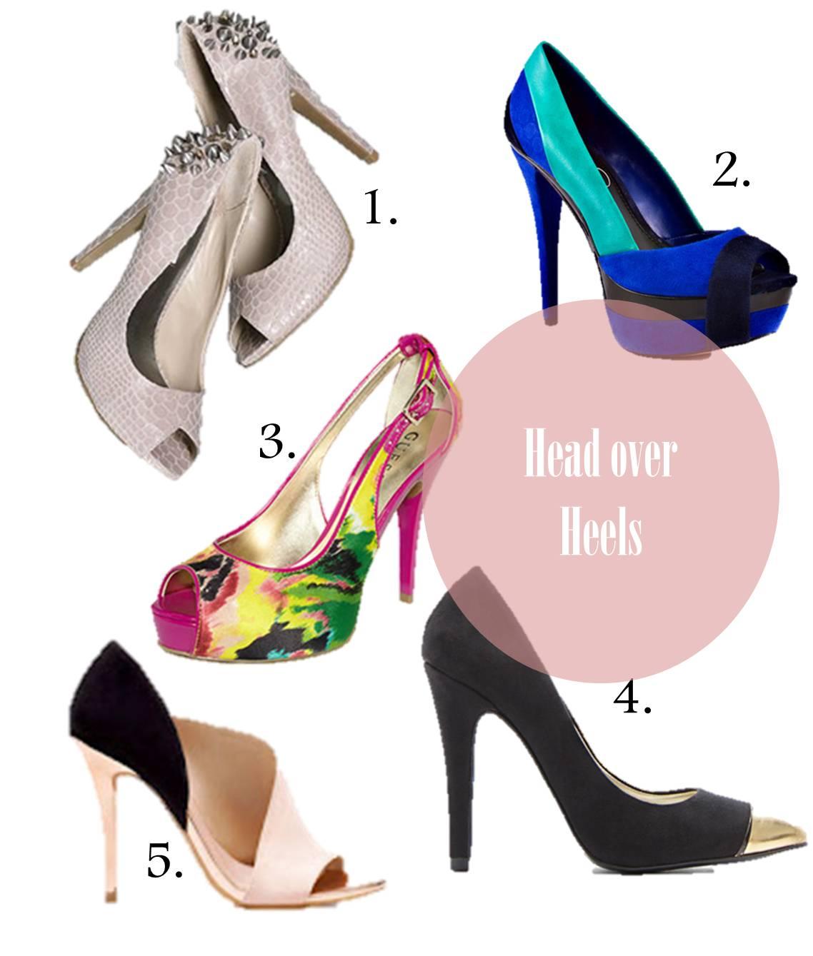 """""""heels"""
