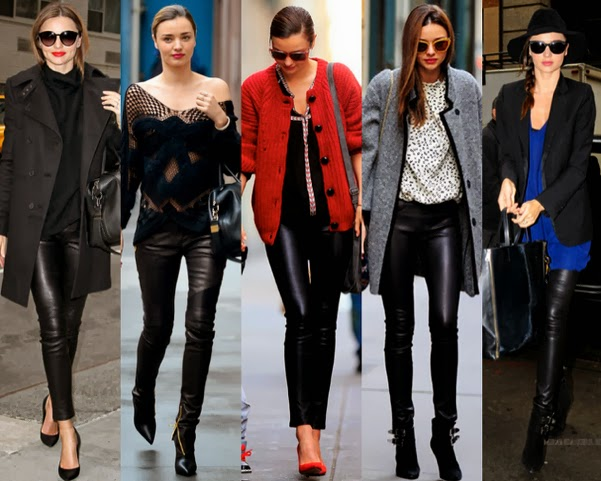 Miranda-Kerr-Leather-Pants-imprescindibles-Pantalones-de-Piel-Otoño-Invierno2013-2014-godustyle