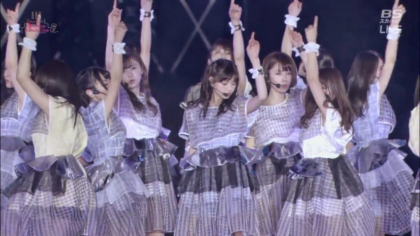 bagian-pertunjukan-nogizaka46-single-ke-11-inochi-wa-utshukushii-pada-konser-aniversary-ke-3