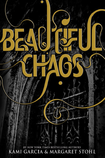 beautiful chaos book cover
