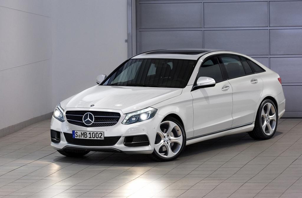 Mercedes bringt 2016 C-Klasse mit Fließheck
