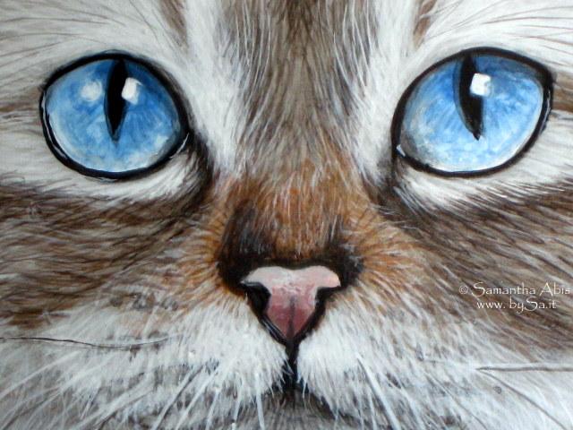 Studiamando liberamente disegnare e dipingere cani e gatti for Disegni a matita di cani