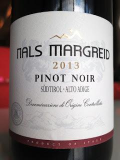 Nals Margreid Pinot Noir 2013 - DOC Alto Adige, Italy (88 pts)