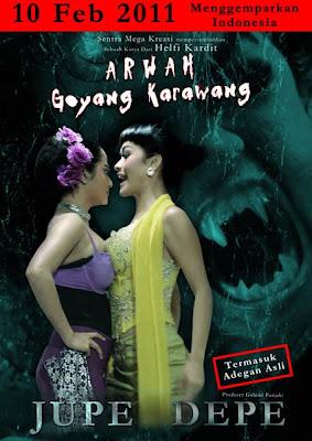 Film Arwah Goyang Karawang