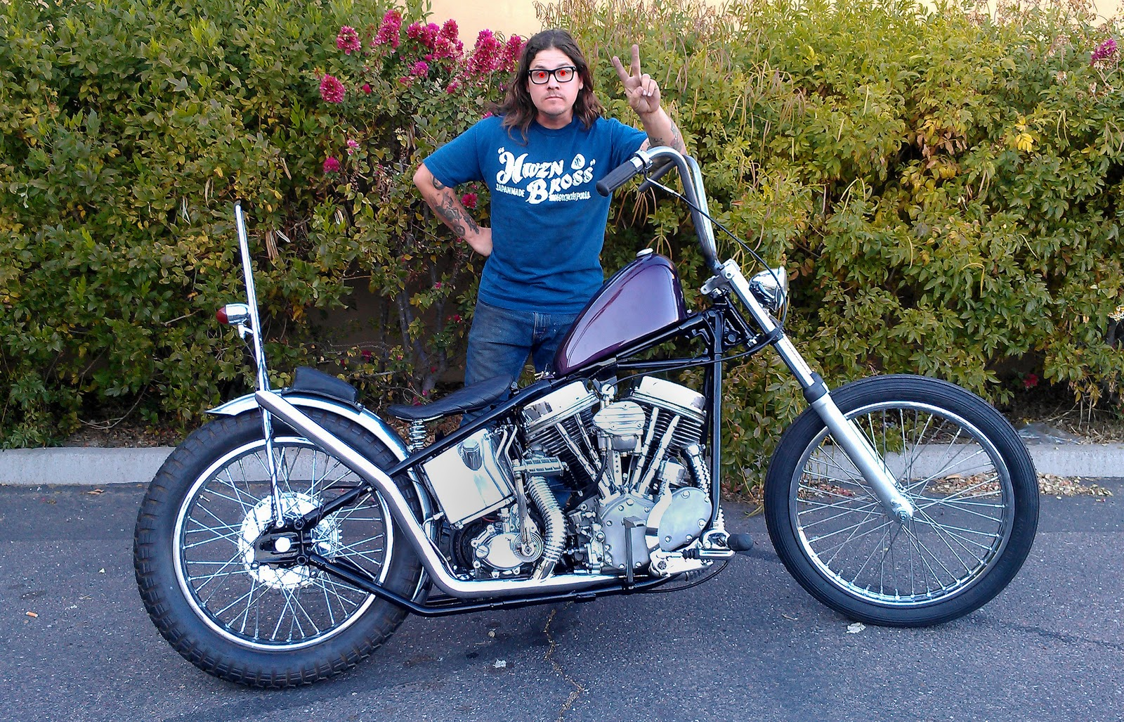 love cycles 1965 panhead