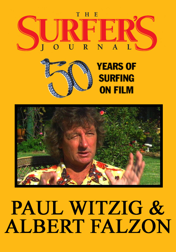 The Surfer's Journal - Filmmakers - Witzig/Falzon (1996)
