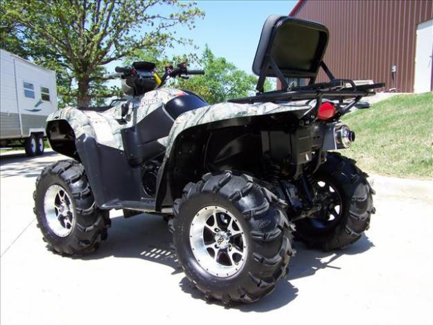 05 King quad 700 horsepower cadillac