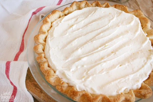 ... Lavender Bake Shoppe: refined sugar free meyer lemon cream pie