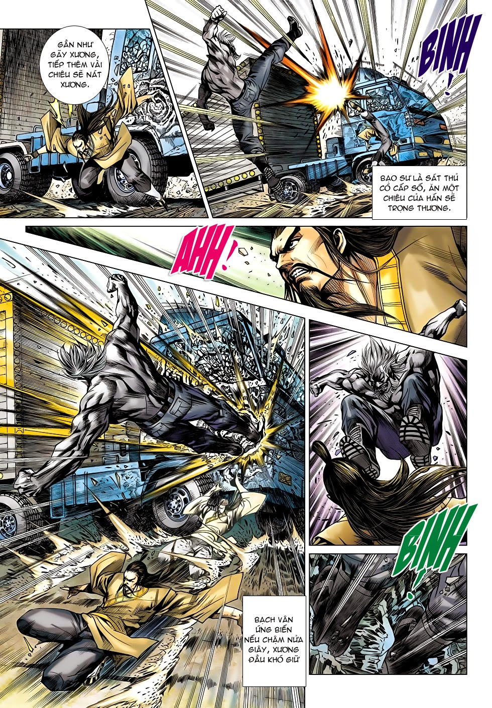 Tân Tác Long Hổ Môn trang 15