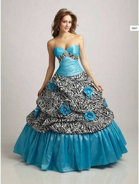 Bonitos vestidos de 15 años
