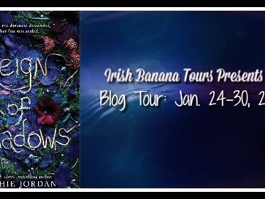 Must-Haves for Reading Sophie Jordan's REIGN OF SHADOWS