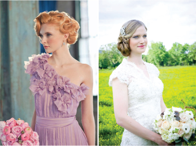 Bridal Hairstyle and Makeup: Hair Comes The Bride - Part 2
