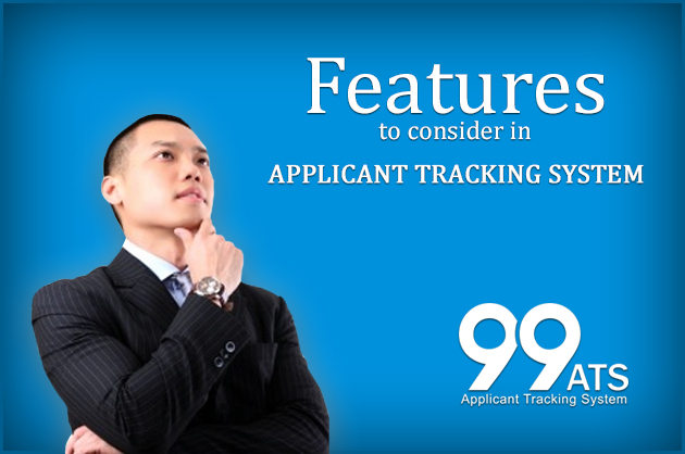 99ats Applicant Tracking System
