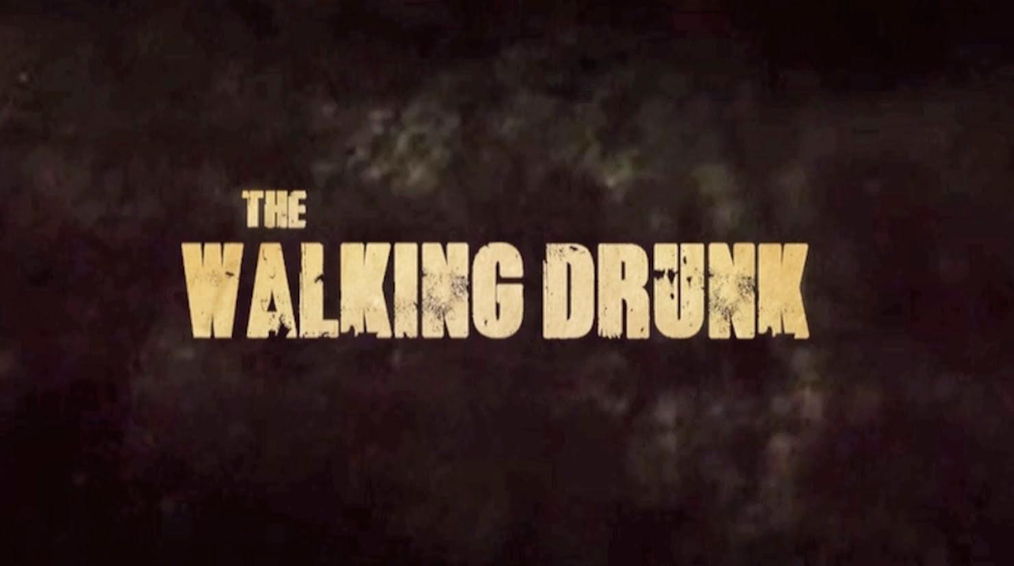 Abertura de Walking Dead versão doido da pinga