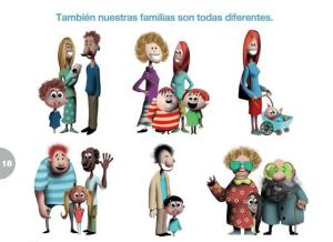 CUENTOS PARA AFRONTAR LA DIVERSIDAD FAMILIAR