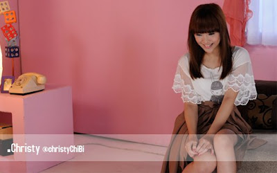 Wallpaper Terbaru Christy Chibi