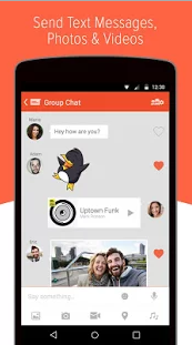 Tango Messenger, Video & Call APK Free Download For Android