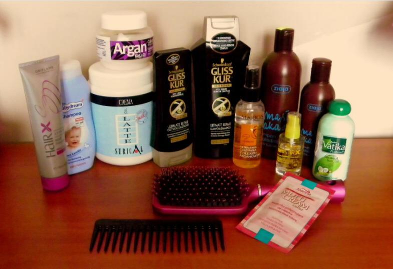 Beauty Hair - czyli o pielęgnacji włosów