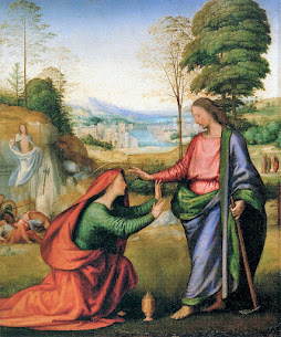 Iconography of the Resurrection -- Jesus the Gardener