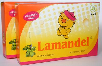 Lamandel (Obat Herbal Amandel)