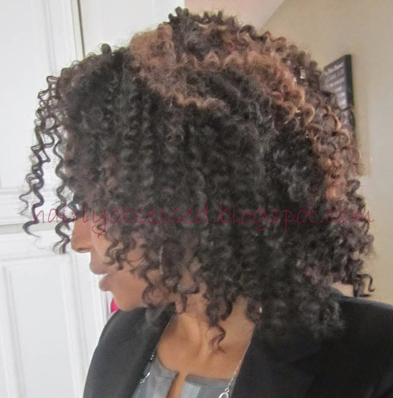 Crochet Braids Patterns : HairlyObsessed: Crochet Braids