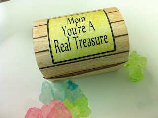 Mothers Day Gift Treasure Box Free Printable