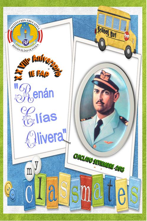 """XXVIII ANIVERSARIO IE FAP """"RENÁN ELÍAS OLIVERA"""""""
