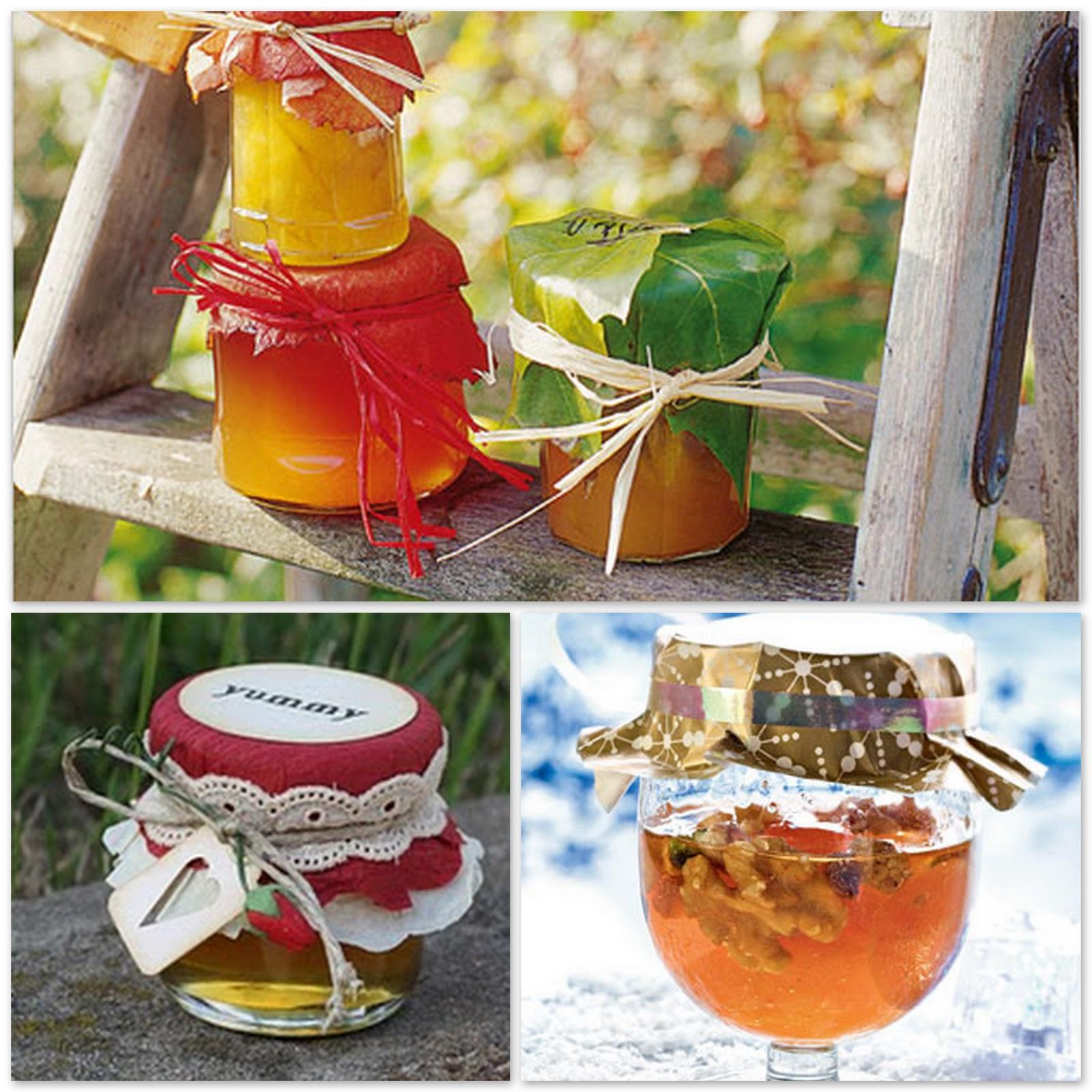 Подарки мед в баночке 446