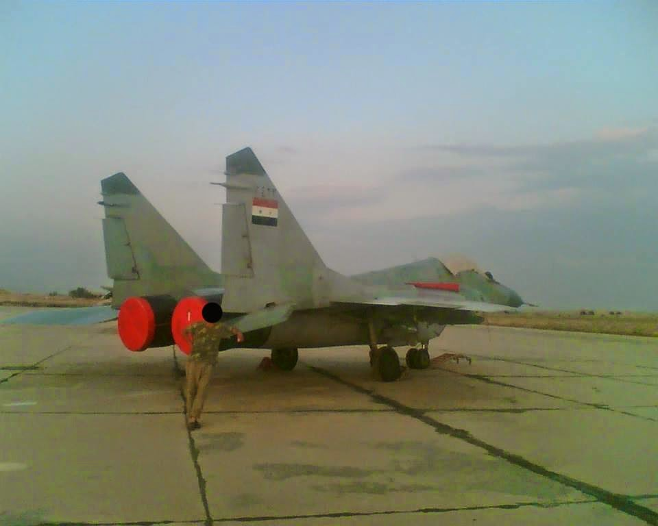 luftwaffe as photos of syaaf mig29s updated