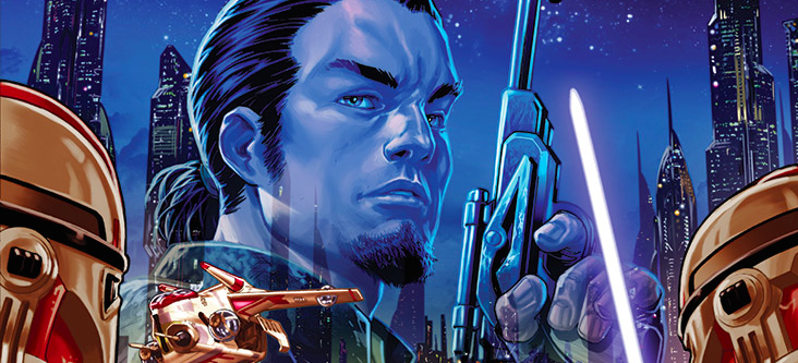 Star Wars comic ties into Star Wars Rebels animated series