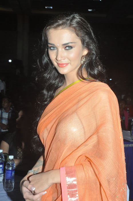 amy jackson spicy at thandavam audio launch glamour  images