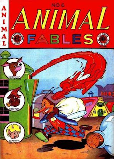 Animal Fables 6 cover