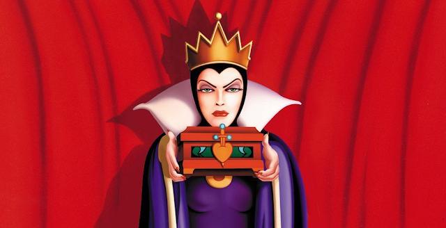 A Rainha Má e o Terror de Envelhecer