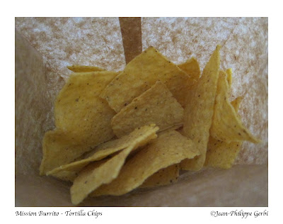 Image of Tortilla Chips from Hoboken Burrito aka Mission Burrito in Hoboken NJ, New Jersey