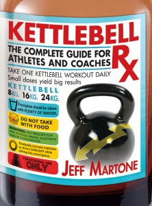 Kettlebell Rx book cover