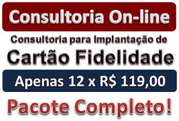 Consultoria Cartão Fidelidade 2.0