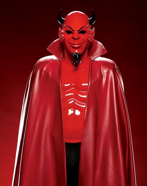 SPOILER: Se revela el posible asesino detrás de la máscara de Diablo Rojo
